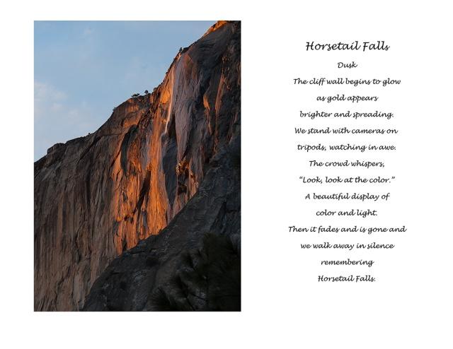 4 - Horsetail Falls
