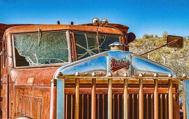 Old Truck AZ PHOTOS