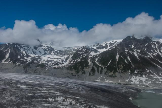 Glacier MAIN, BLOG