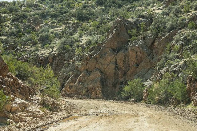 Castle Hot Springs Road AZPHOTO, PHOTO OF DAY, BLOG