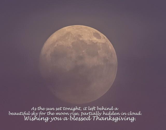 Moon Rise 11-21-18 MAIN, BLOG