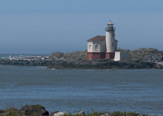 Coquille light house MAIN, AZPHOTO, BLOG