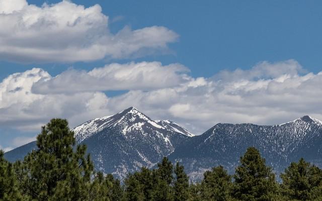 Humphrey's Peak MAIN, BLOG, PHOTO OF DAY, NAT PARKS
